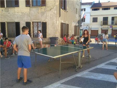 Torneo Ping Pong - Festa Patronale settembre 2016